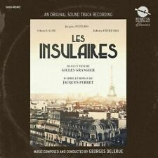 LES INSULAIRES CD CEORGES DELERUE SOLD OUT SOUNDTRACK