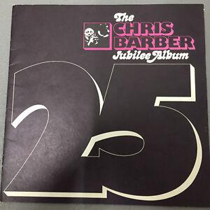 CHRIS BARBER - 2 Broschüren (Chris Barber's Jazz Band / Jubilee Album 25)