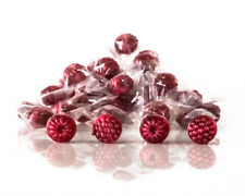 Primrose Wrapped Hard Candy Raspberry Filled Candy