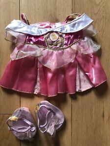 Build A Bear Cinderella Clothes