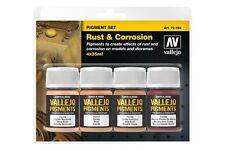 VALLEJO 73.194 Rust & Corrosion Pigments Set