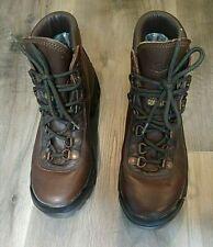 Danner Women's Gore-Tex Hiking Boots Vibram Soles Size 7.5 Brown