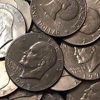 IKE DOLLAR HOARD!!!!! 5 COINS PER ORDER!!!!!!!!!!!!!!!