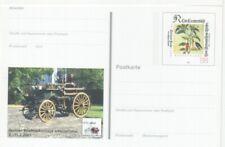 Deutschland Bild-Postkarte Kräuterbuch von Leonhart Fuchs 2001