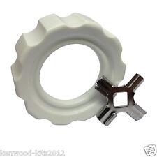 KitchenAid Mixer FGA Cibo TRITACARNE Bloccaggio Tappo/Anello e cutter. SIGILLATO in fabbrica