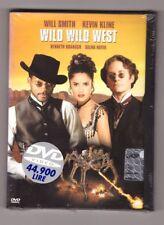 WILD WILD WEST DVD CUSTODIA SNAPPER NUOVO SIGILLATO