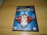 Star Wars Jedi Starfighter PS2 Game New  Sealed uk pal version