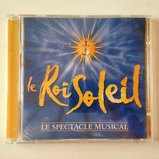 CD SPECTACLE MUSICAL LE ROI SOLEIL DE KAMEL OUALI