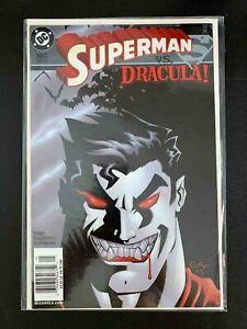 SUPERMAN #180 (2ND SERIES) DC COMICS 2002 NM+ NEWSSTAND