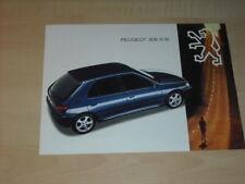 32503) Peugeot 306 S 16 Prospekt 199?