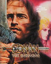 Conan - The Barbarian (DVD, 2011)