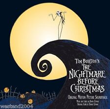 The Nightmare Before Christmas - CD NEW & SEALED  Tim Burton's Film Soundtrack