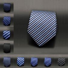 Novedad Clásico Corbata Para Hombre 32 Estilos Conjunto de Corbata De Seda De Poliéster Rayas Jacquard Tejida