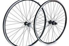 Tru-build Wheels 26 inch - Front Mach 1 double wall mtb Black Black 26 inch