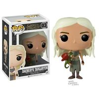 Game Of Thrones Daenerys Targaryen 03 Funko Pop! Vinyl Figure
