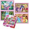 Trefl 4 In 1 35 + 48 + 54 + 70 Piece Girls Kids My Little Pony Jigsaw Puzzle NEW