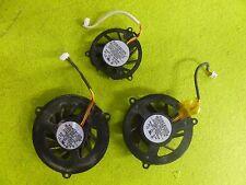 Genuine Toshiba Satellite P20 P25 CPU Cooling 3 Fan.. kit  AMTQ002F000 no frame