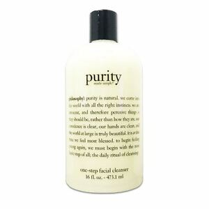 Philosophy <Purity> Made Simple Facial Cleanser for  Women 16 OZ 473.1 mL