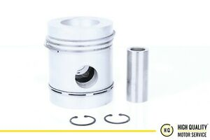 Piston with Ring STD For Petter KIR TV1, TV, 365652, 87.50MM