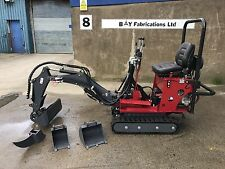 Micro Mini Digger, Excavator REDUCED TO MAKE WAY FOR NEW STOCK
