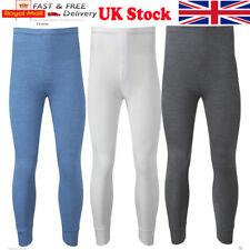 Mens Thermal Trousers Long Johns Wyearm Underwear Baselar Se M L XL XXL All Sizs