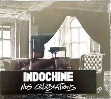 Indochine Maxi CD Nos Célébrations - France (M/M - Scellé)