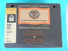 Harley Davidson 2004-05 Sportster XL Security System  New   68393-04
