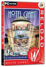 Hotel Giant PC CD (Windows 95/98/ME/XP/Vista) - New/Sealed - Posted from UK
