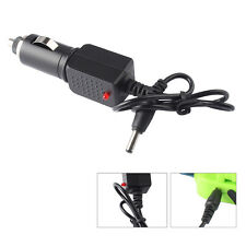 1PCS Car Charger Travel Adapter 3.5mm 12V for LED Flashlight Headlamp Torch Lamp