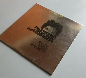 Dog Day Afternoon . special radio featurette LP / rare