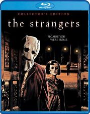 THE STRANGERS collector's edition   - Region A - BLU RAY