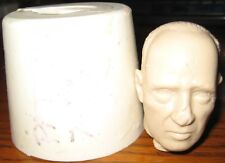 "Prototype GI Joe 12"" General George S. Patton Head Silicon Mold and Wax Hasbro"