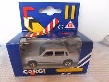 Vintage Corgi Silver Sports Car in the original box
