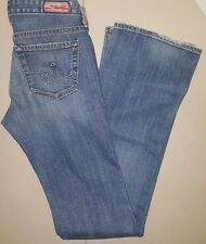 AG Adriano Goldschmied Jean - The Angel Boot Cut Cotton Stretch Jeans 26 R