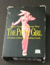 The PETTY GIRL Complete Set of 1994 GEORGE PETTY Classic Pin-Up Trading Cards