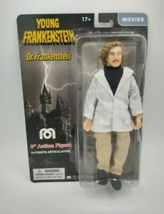 """Young Dr. Frankenstein MEGO 8"""" action figure Horror Movies 2021 IN HAND"""