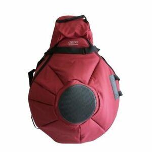 Gig-Bag Trolley Tasche für ein Sousaphon Sousafon rot neu