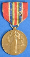 UNITED STATES MERCHANT MARINE WORLD WAR 2 VICTORY MEDAL                    I8138