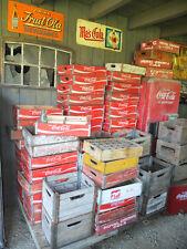 USA Coca Cola Holzkiste original Woodstock Deko Getränkekiste Coca Cola Kiste