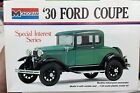 Monogram 7551 1930 Ford Coupe 1/24 McM kit NIOB si  photo