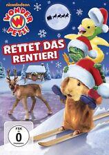 WONDER PETS: RETTET DAS RENTIER   DVD NEU  JENNIFER OXLEY/JOSH SELIG/+