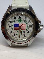 Russische Armbanduhr Operation Desert Shield Made In USSR