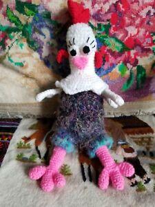 Rooster. Crochet. Handmade. Colorful. Amigurumi. Stuffed toy