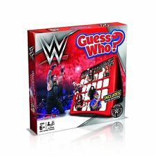 WWE Edition Guess Who John Cena Game Fan Fun Gift Official Licensed Product