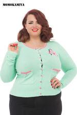 Mehrfarbige Damen-Pullover & -Strickware in Größe XL