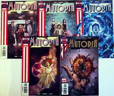 MUTOPIA  1,2,3,4,5 (1-5)...2005...NM-...David Hine,Lan Medina...Bargain!