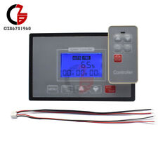 LCD Smart Digital 60A PWM DC Motor Speed Controller Wireless Remote Control