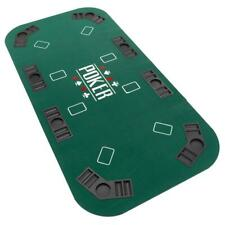 Dilego faltbare Tischauflage Pokertisch Casino Pokerauflage #3