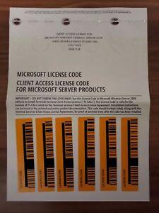 Windows Server 2008 R2 RDS Remote Terminal Service 75Cal User Benutzer Nutzer