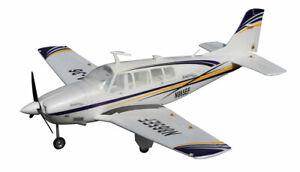RC Flugzeug Motorflugzeug Scale Reiseflugzeug A36 1280mm brushless mit 4S Akku